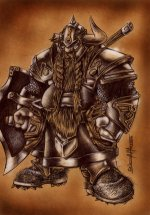 bruenor____by_direnayhan_by_Dwarves