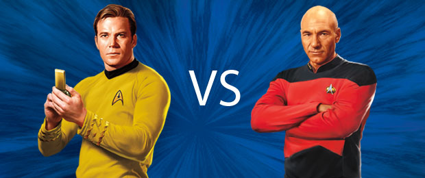 SciFi Face-Off!