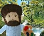 bob-ross-finger-puppet
