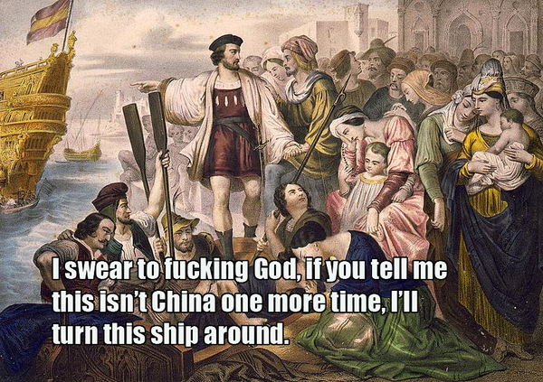Andiamo Columbus!