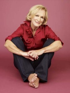 "HE Ellis Blog Fact: ""Glenn Close Feet"" is #38 on my all time list of search engine terms"